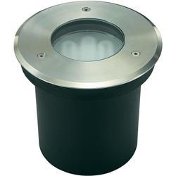 Vestavné podlahové svítidlo GX53, max. 11 W, nerez