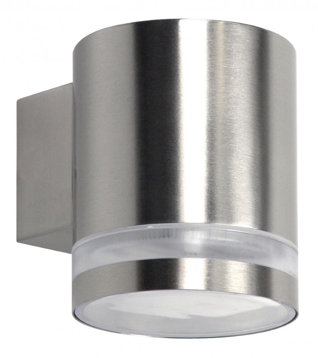 Zářivkové Venkovní Nástěnné Svítidlo 9 W Ocel
