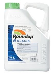 Roundup Klasik 5 l