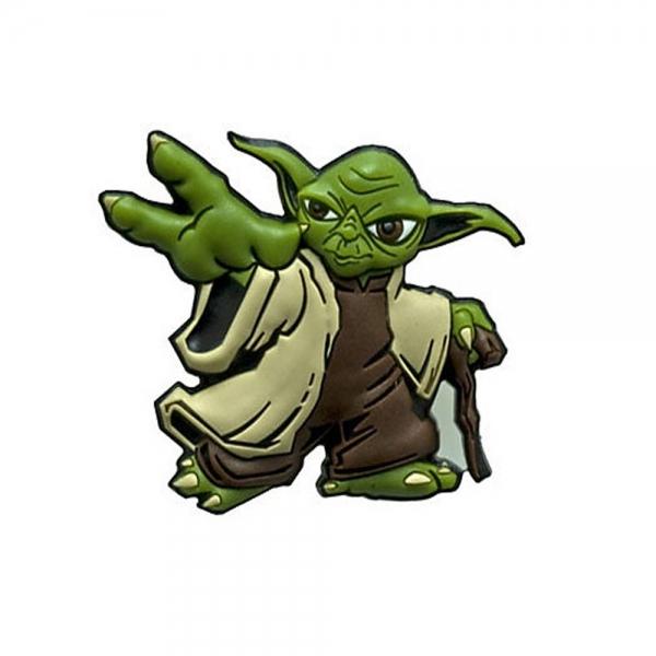 Jibbitz odznáček na obuv Crocs Star Wars Yoda