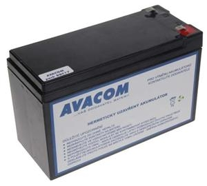 Baterie Avacom RBC17 bateriový kit - náhrada za APC - neoriginální AVA-RBC17