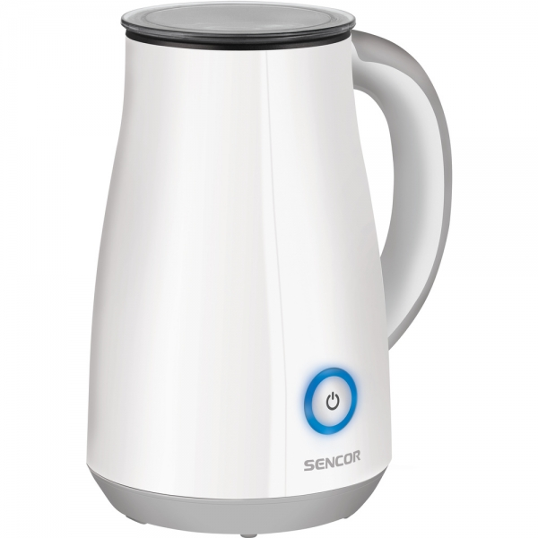 Napěňovač a ohřívač mléka Sencor SMF 2020WH