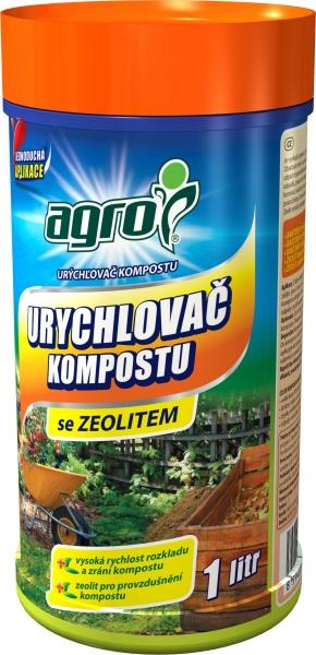 Hnojivo Agro Urychlovač kompostů 1 l