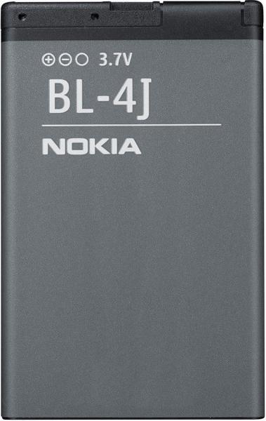 Baterie T6 Power kompatibilní s Nokia BL-4J, 1300mAh, Li-ion