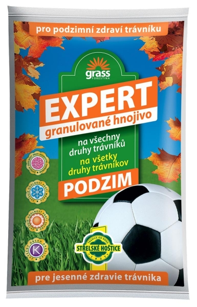 Hnojivo trávníkové - Expert podzim 10 kg