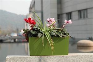 Květináč G21 Combi Mini 40 cm - Zelený