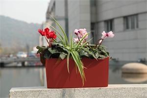 Květináč G21 Combi Mini 40 cm - Červený