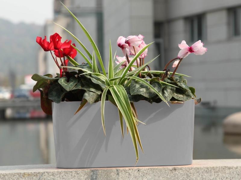 Květináč G21 Combi Mini 40 cm - Bílý
