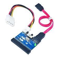 "Kabel redukce ze Serial ATA na IDE 3,5"" SATA-IDE-2"