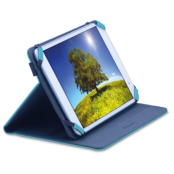 "Pouzdro CellularLine Vision pro 7"" tablety - tyrkysové VISIONUNITAB70G"
