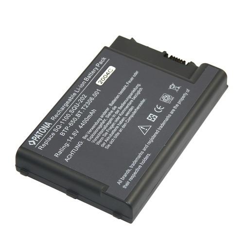 Aku ACER TM 660/6000/800 4400mAh Li-Ion 14,8V PT2004