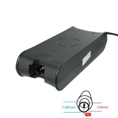 Nabíječka 19,5V/4,62A 90W kon 7,4x5mm + pin Dell PT2513