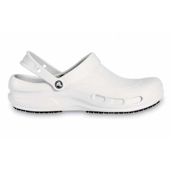 Crocs Work Bistro - White, M7/W9 (39-40)