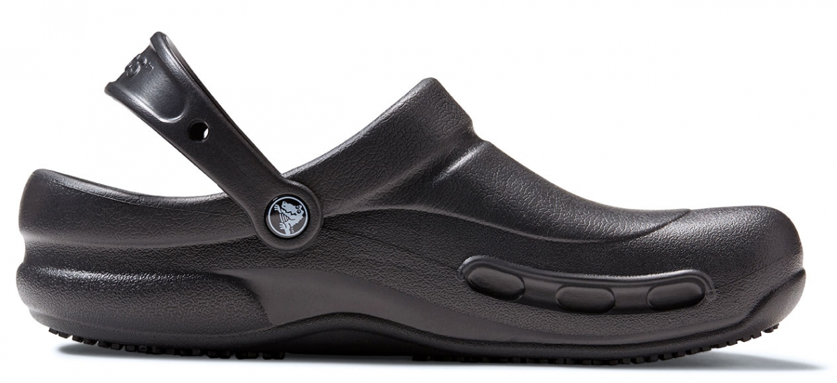 Crocs Work Bistro - Black, M10/W12 (43-44)