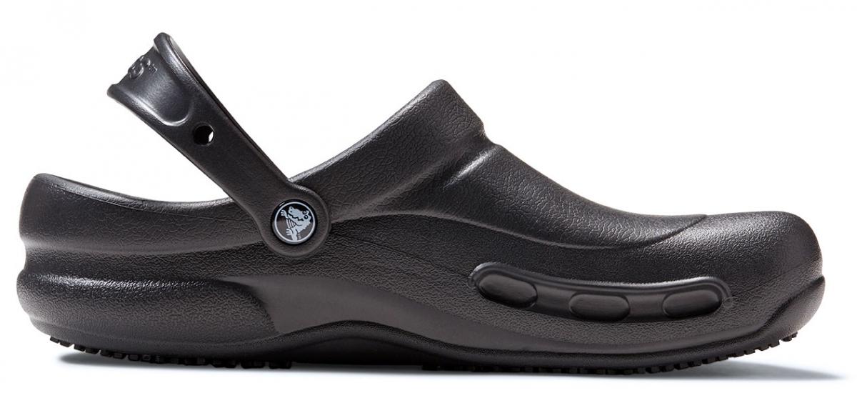 Crocs Work Bistro - Black, M5/W7 (37-38)
