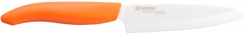 Keramický nůž Kyocera FK-110WH-OR 11 cm, - Oranžová