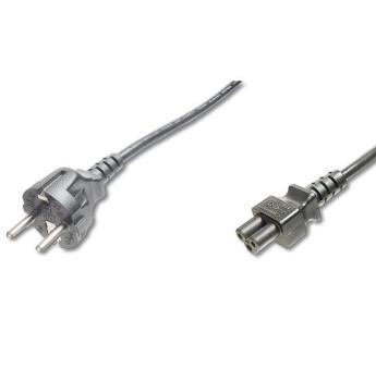 Kabel síťový 230V k notebooku 2m 8592220001506