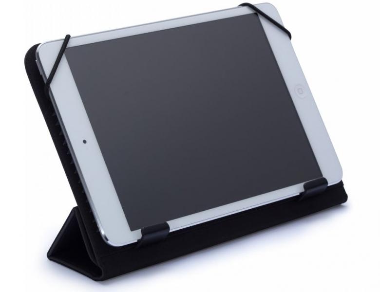 """Pouzdro se stojánkem Dicota Book Case pro 7"""" tablety, černé D30657"""