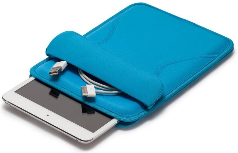 """Pouzdro Dicota Tab Case pro 8.9"""" tablety - tyrkysové D30816"""