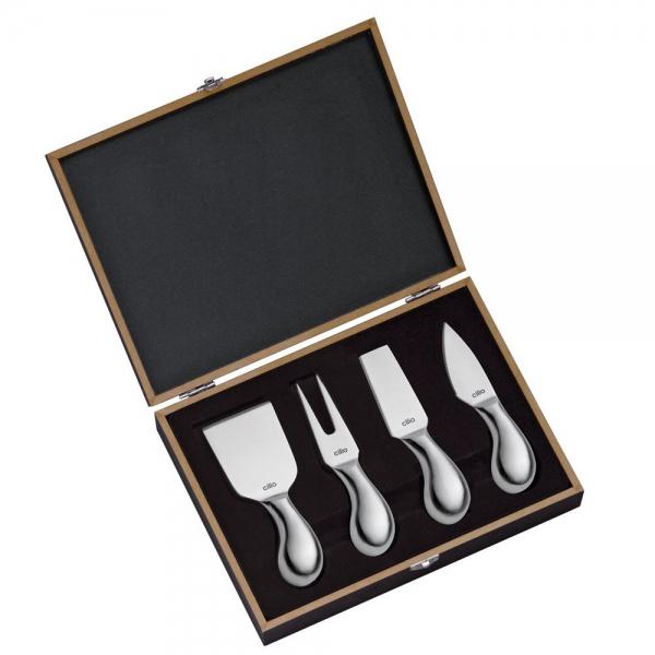 Cilio set nožů na sýr PIAVE, 4ks