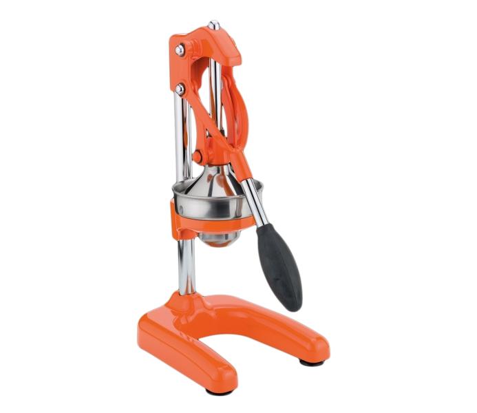 Cilio Pákový lis na citrusy - oranžový