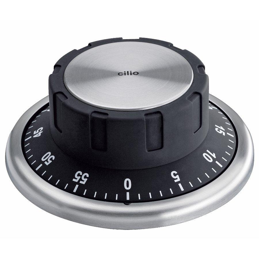 Cilio kuchyňská minutka SAFE černá