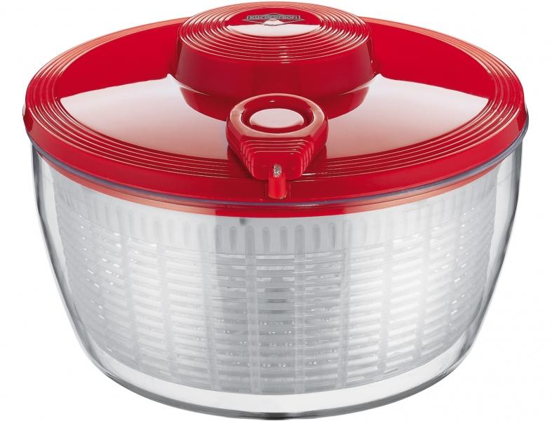 Küchenprofi odstředivka na salát, červená