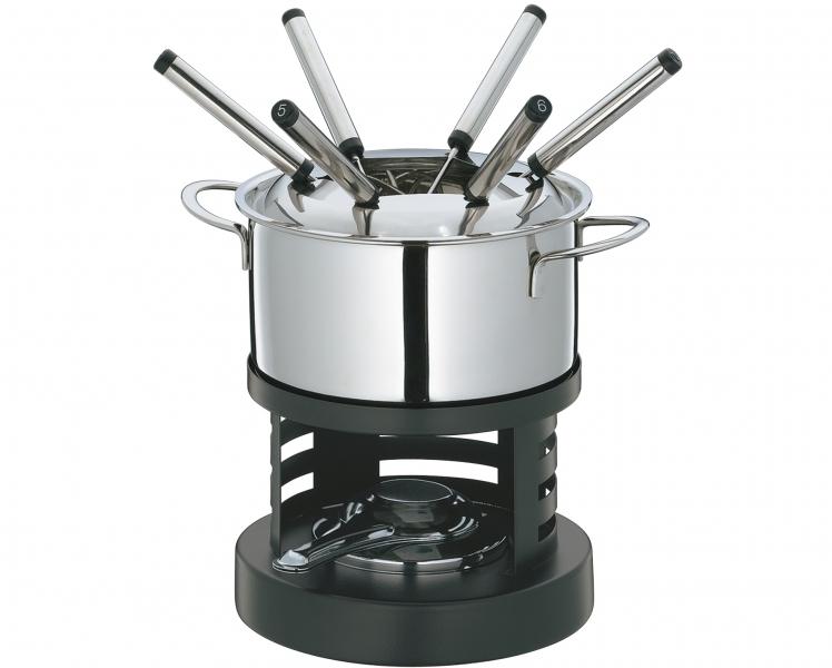 Küchenprofi nerezový set na fondue LUZERN