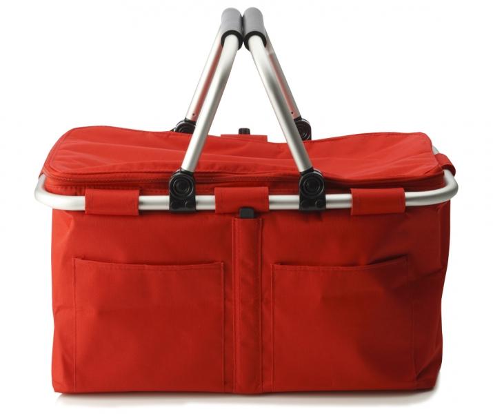 Maxwell & Williams nákupní taška Handy Shopper, - červená