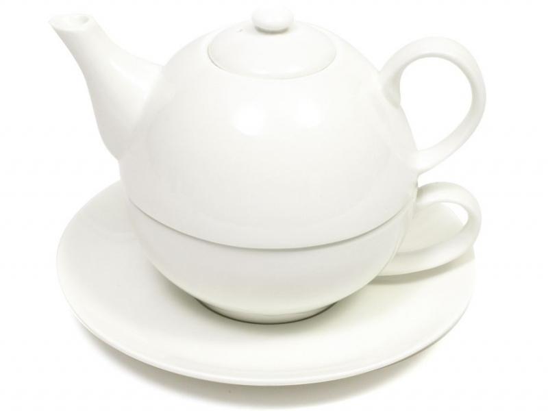 Maxwell & Williams Čaj pro jednoho White Basics
