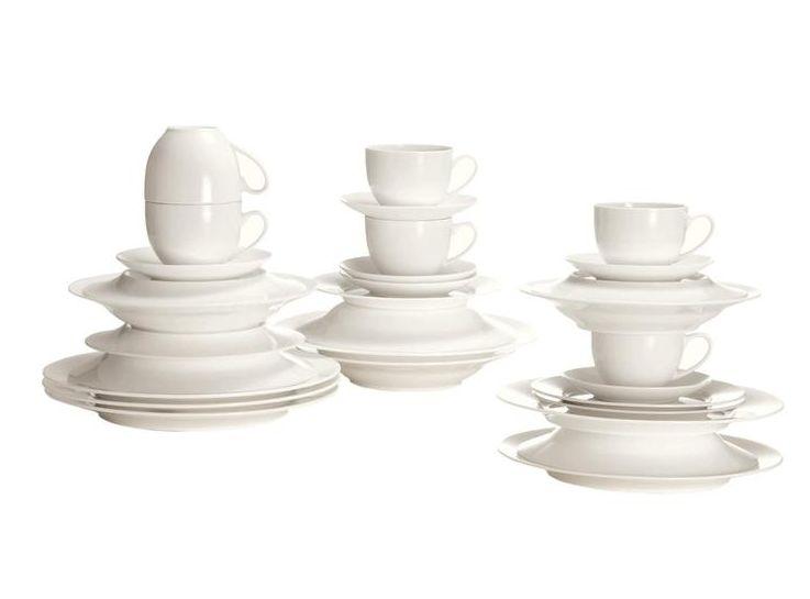 Maxwell & Williams porcelánová jídelní souprava Cashmere, 30ks