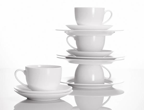 Maxwell & Williams porcelánová kávová souprava, 12ks