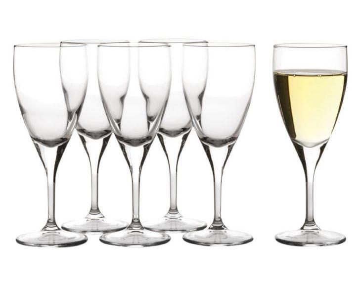Maxwell & Williams sklenice na bílé víno, 250ml, 6ks