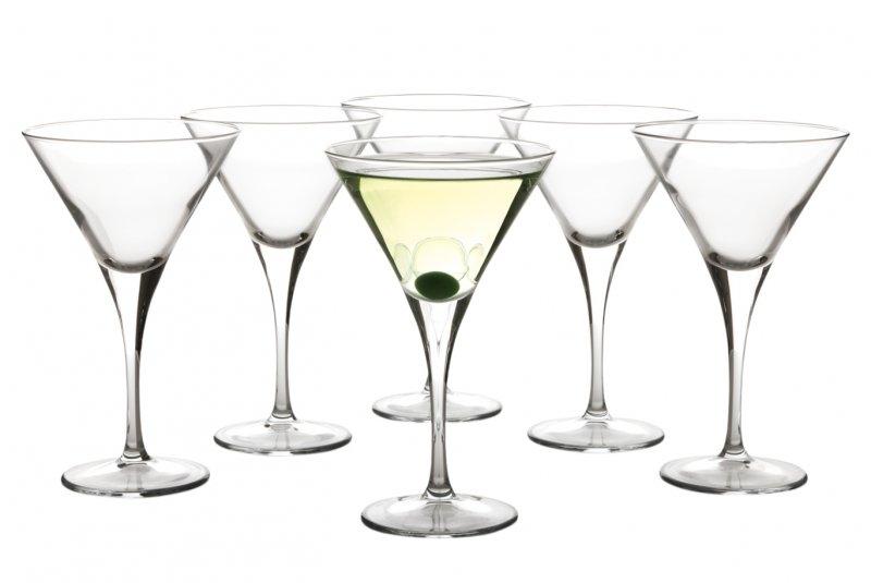 Maxwell & Williams Vertigo sklenice na martini, 250ml, 6ks
