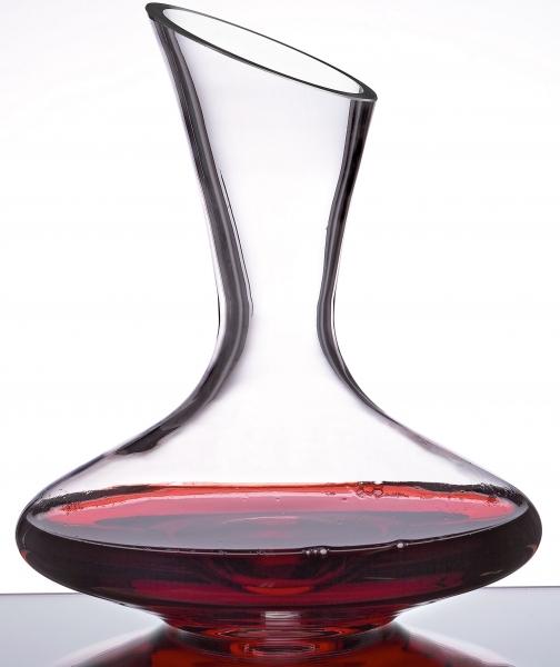 Cilio dekantační karafa na víno Vetro, 1litr