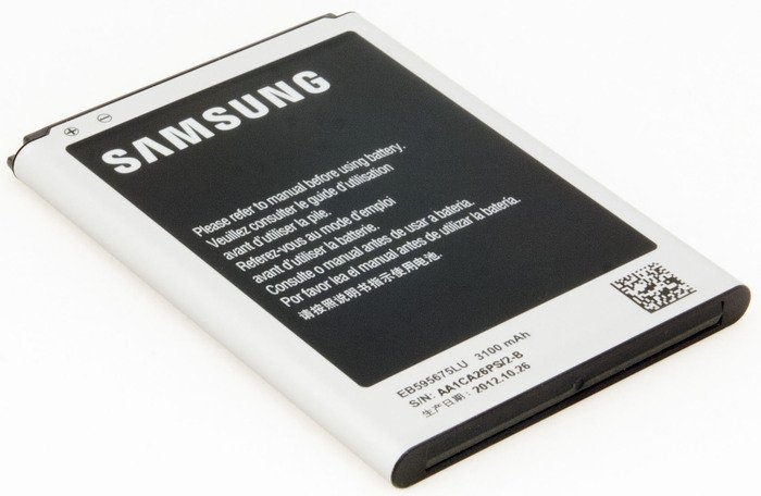 Baterie pro Samsung Galaxy Note 2, Li-ion, 3300mAh, Alternativní