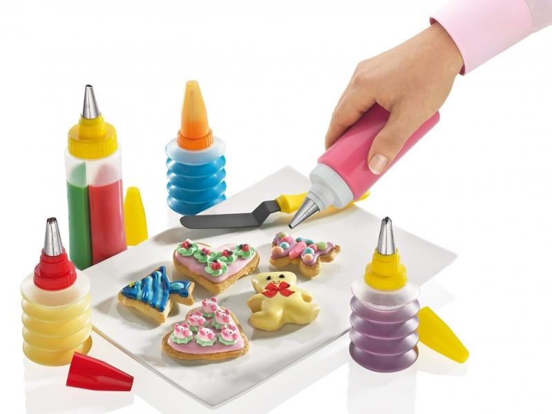 Küchenprofi 6-dílný zdobící set pro cukráře