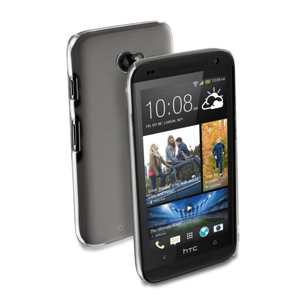 Zadní kryt CellularLine Invisible pro HTC Desire 601, čirý INVISIBLEDESIRE601