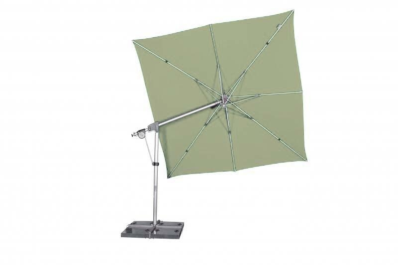 Zahradní slunečník Doppler PROTECT 3x3P 300x300 - Písková
