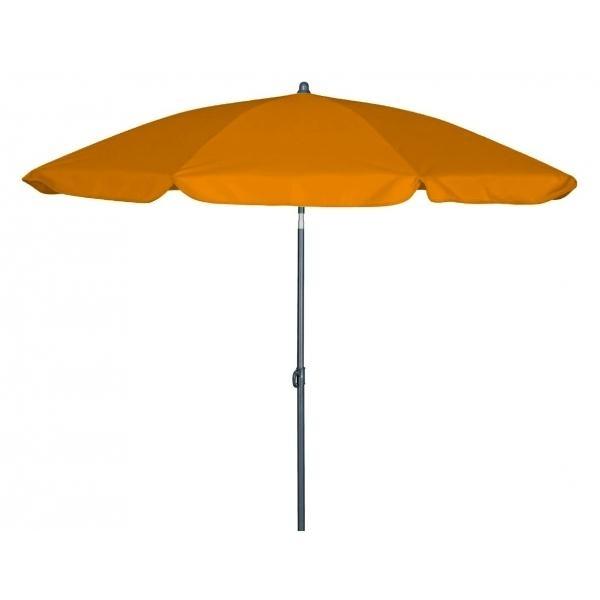 Zahradní slunečník Doppler MALIBU II 180 Oranžová