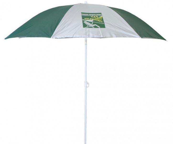 Zahradní slunečník Doppler OMBRALAN 180 - Tmavě zelená