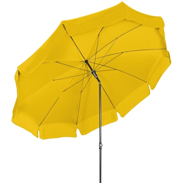 Zahradní slunečník Doppler WATERPROOF 200 Žlutá
