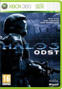 XBOX 360 Halo 3 ODST Classic CS/EL/HU/SK PAL DVD 5EA-00091