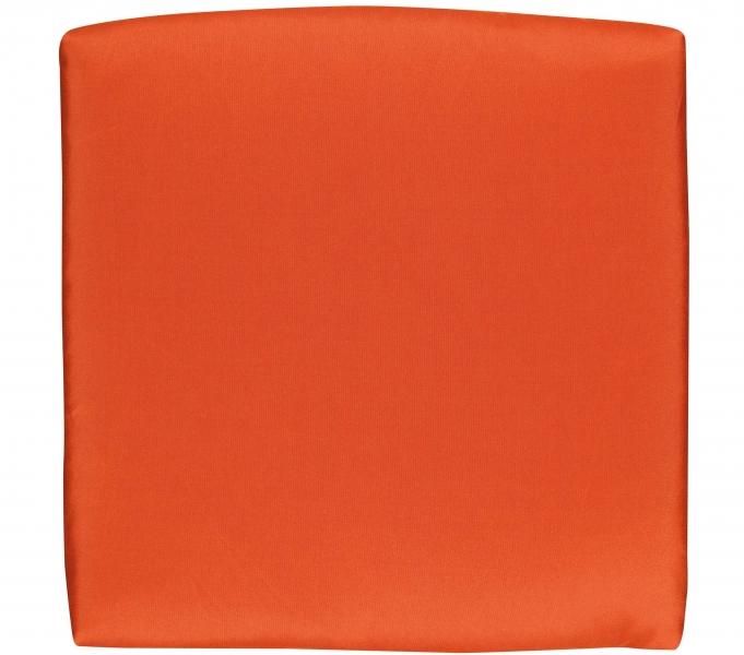 Sedák Doppler LOOK hranatý - Oranžový