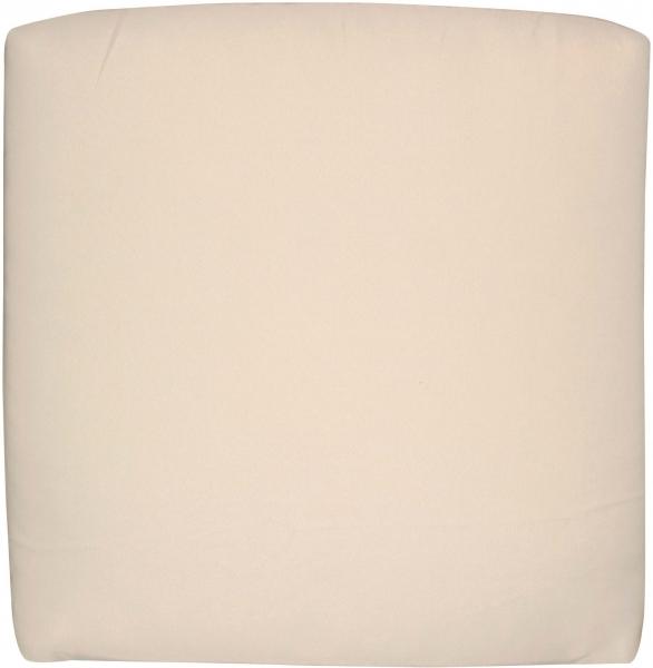 Sedák Doppler LOOK hranatý - Bílý