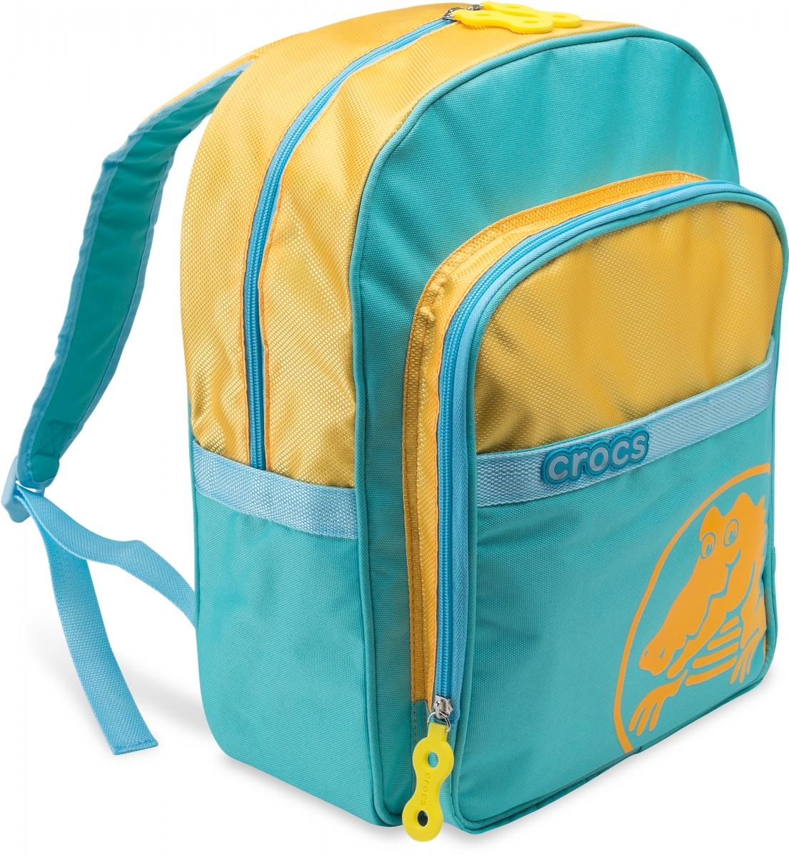 Crocs New Duke Backpack - Surf/Ice Blue/Burst