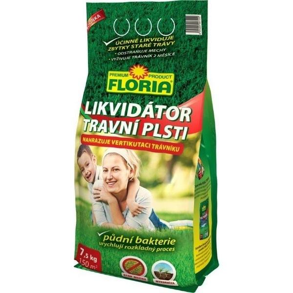 Likvidátor travní plsti Agro FLORIA 7,5 kg