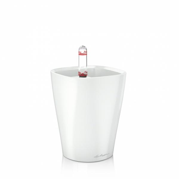 Květináč Lechuza Mini Deltini - Bílá