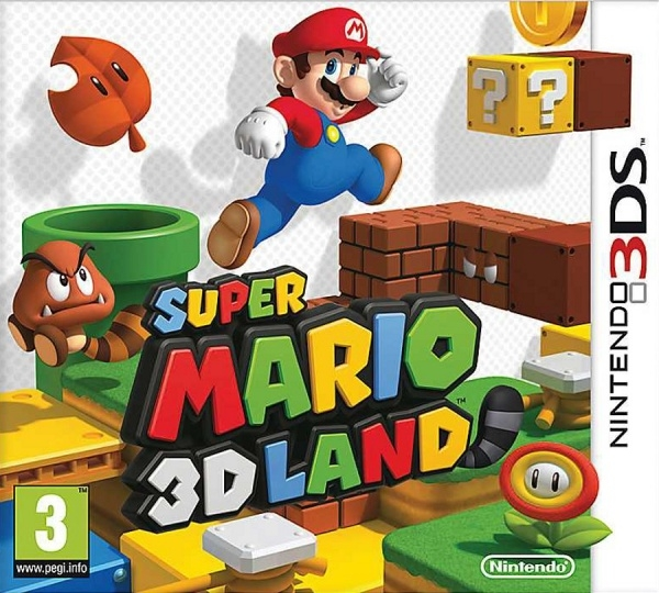 3DS Super Mario 3D Land 2221246