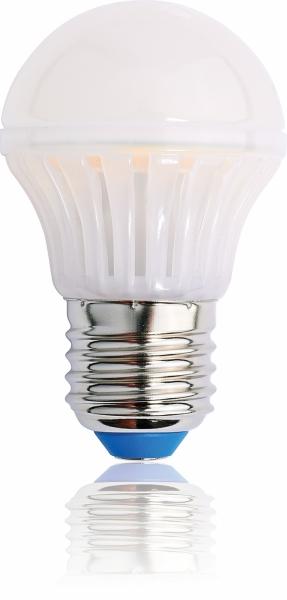 MG272527-1 Tesla - LED žárovka MiniGlobe, Crystal technology, E27, 2,5W, 230V, 300lm, 2700K teplá bílá